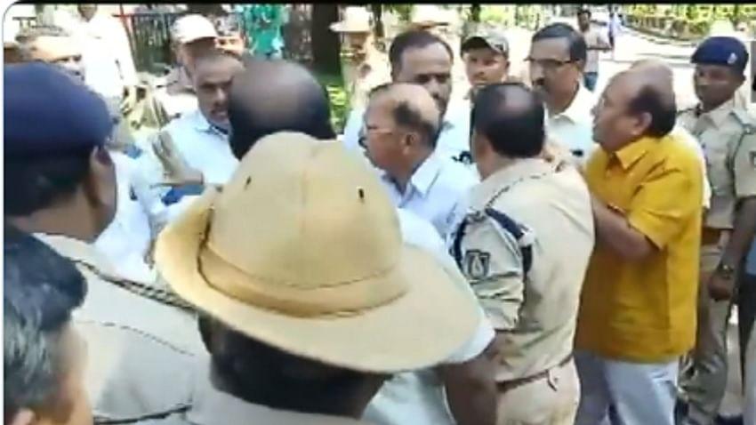 बड़ी खबर LIVE: कर्नाटक में सीएम येदियुरप्पा के दामाद की दादागिरी, पुलिस वालों से भिड़े, दी गालियां