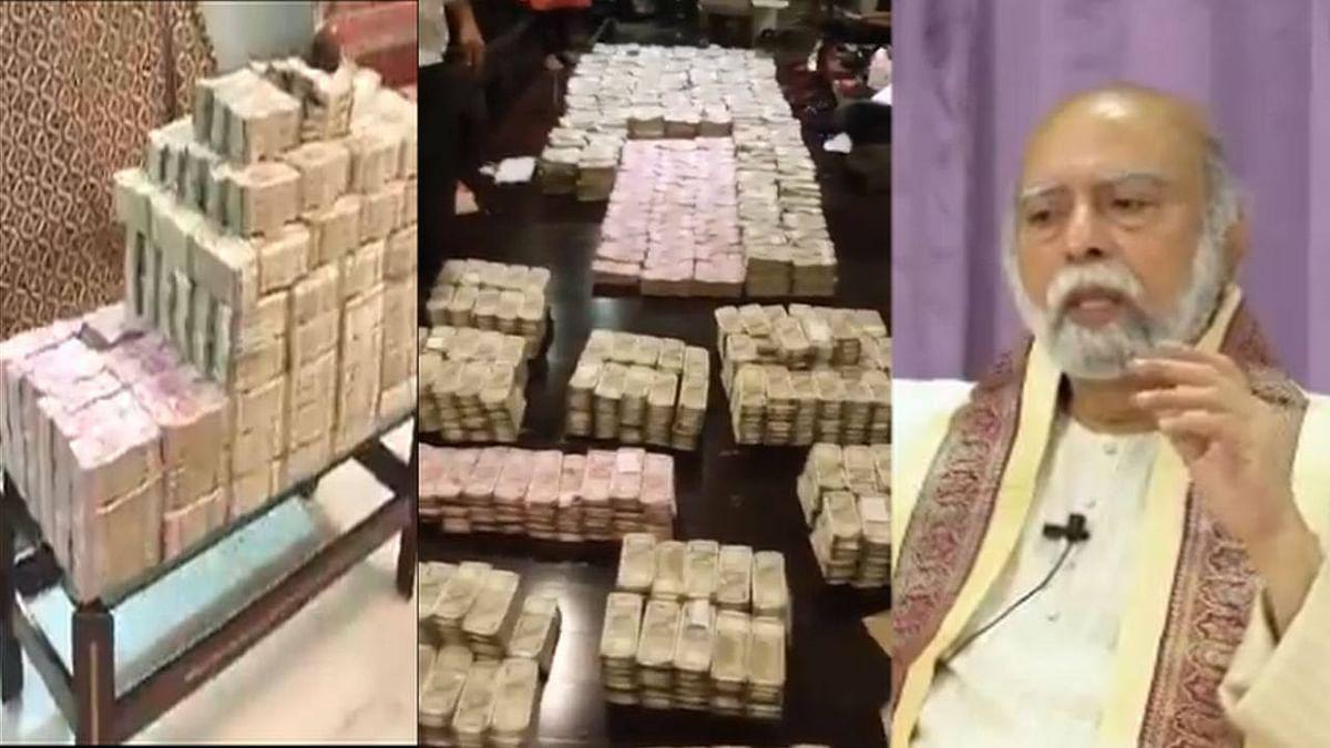 'कल्कि भगवान' के 'बैकुंठ' का आईटी विभाग ने किया पर्दाफाश, घबराए महाराज ने दी सफाई, कहा- नहीं छोड़ा देश