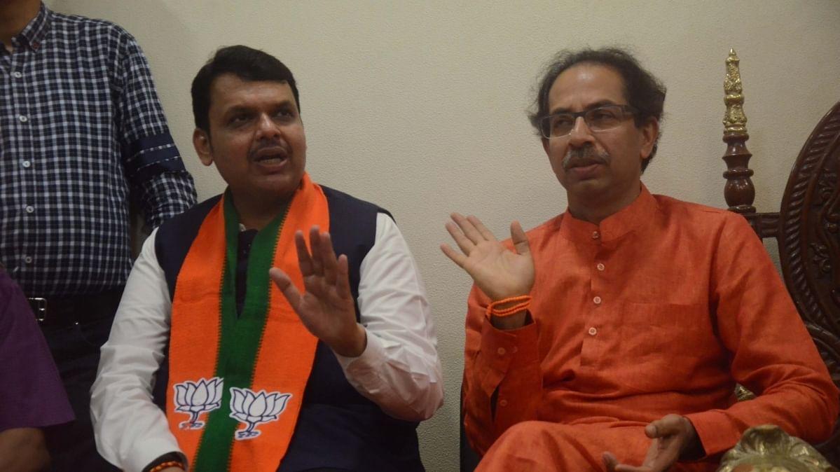 महाराष्ट्र में सीएम पद पर रस्साकशी, फडणवीस ने शिवसेना के दावों से किया किनारा, कहा- नहीं किया था कोई 50-50 वादा