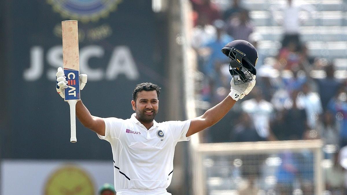 रांची टेस्ट में रोहित ने रचा इतिहास, टेस्ट और वनडे में ये कारनामा करने वाले बने दुनिया के चौथे बल्लेबाज