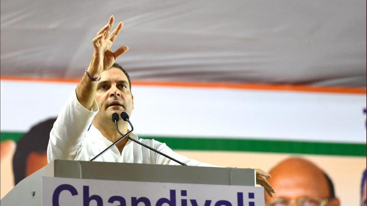 अंग्रेजों की नीति पर चलते हुए मोदी सरकार गरीबों का पैसा छीनकर अमीरों को दे रही है: राहुल गांधी