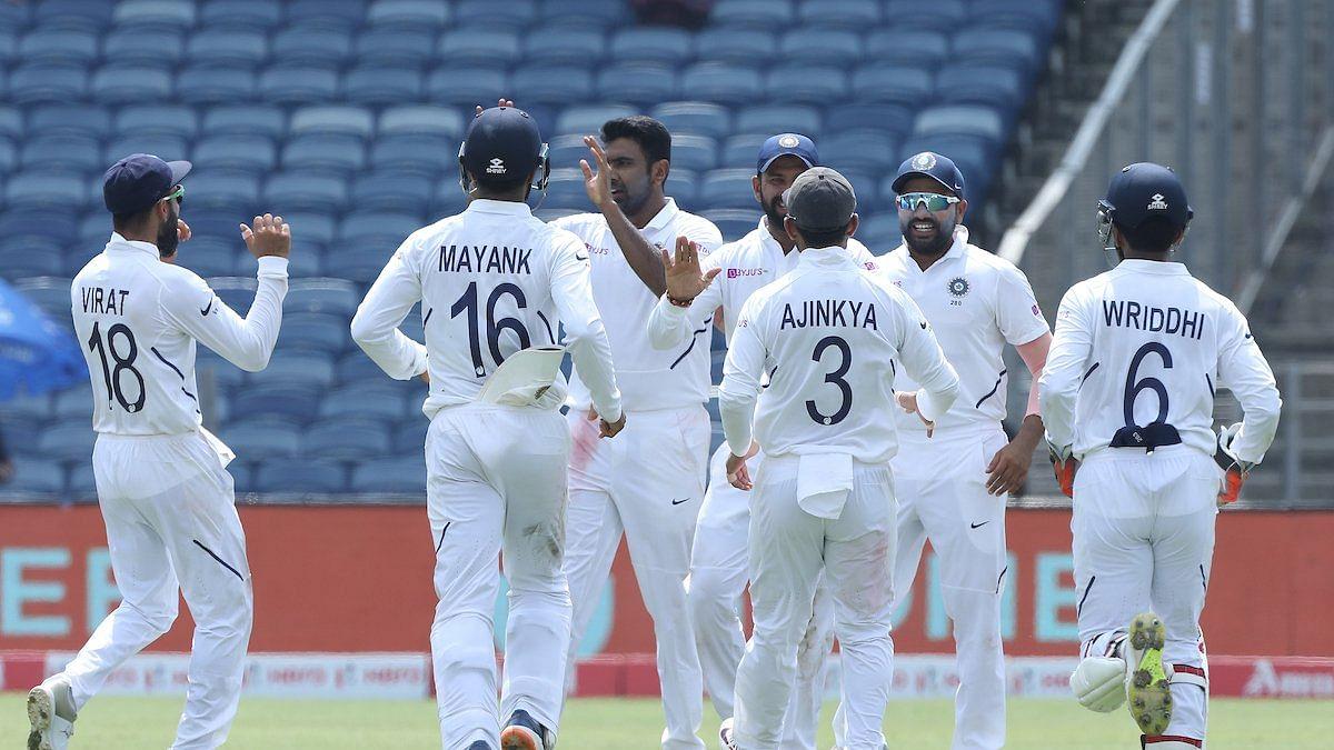 पुणे टेस्ट: टीम इंडिया ने दक्षिण अफ्रीका को पारी और 137 रनों से हराया, सीरीज पर जमाया कब्जा