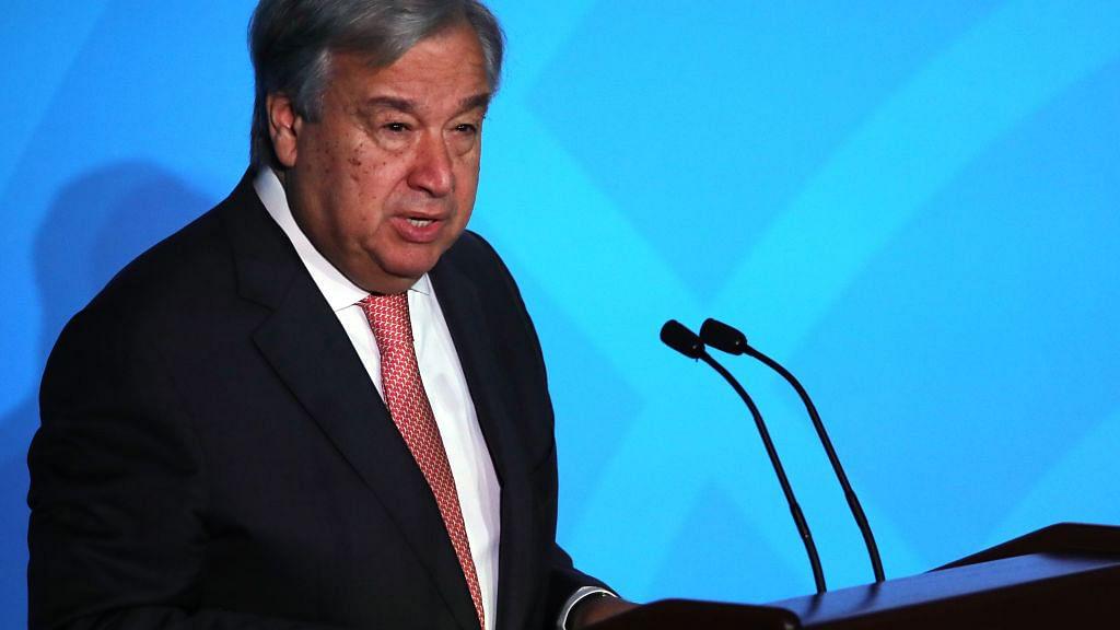 पैसे की तंगी से दो-चार है संयुक्त राष्ट्र, महासचिव ने कहा- एक महीने में खत्म हो जाएगा सारा फंड