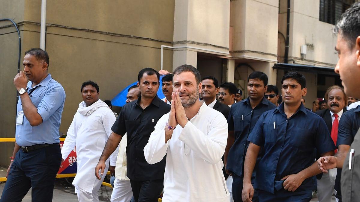 सूरत कोर्ट में पेशी के बाद राहुल गांधी का बीजेपी पर हमला, बोले- विरोधी मुझे चुप कराने को बेताब, सच की होगी जीत