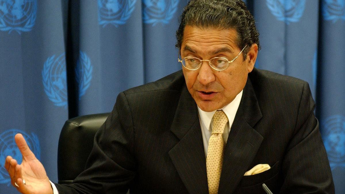 लिव-इन पार्टनर से मारपीट करने बाद बुलाना पड़ा था वापस, अब फिर से UN में पाकिस्तान का स्थायी प्रतिनिधि बना यह शख्स
