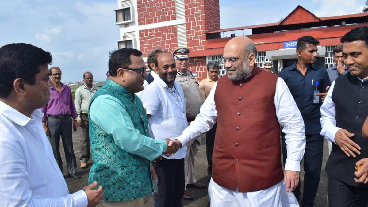 गोवाः बीजेपी सरकार के मंत्री का सनसनीखेज दावा, नौसेना छिपकर राज्य में शासन करने की कर रही है कोशिश
