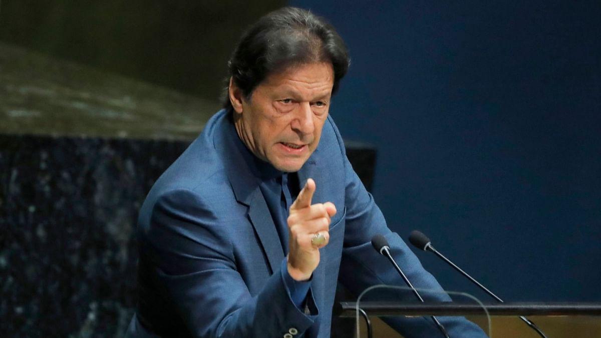 इमरान खान ने फिर कि कश्मीरियों को उकसाने की कोशिश, कहा- मोदी कश्मीर पर अपना आखिरी दांव खेल चुके