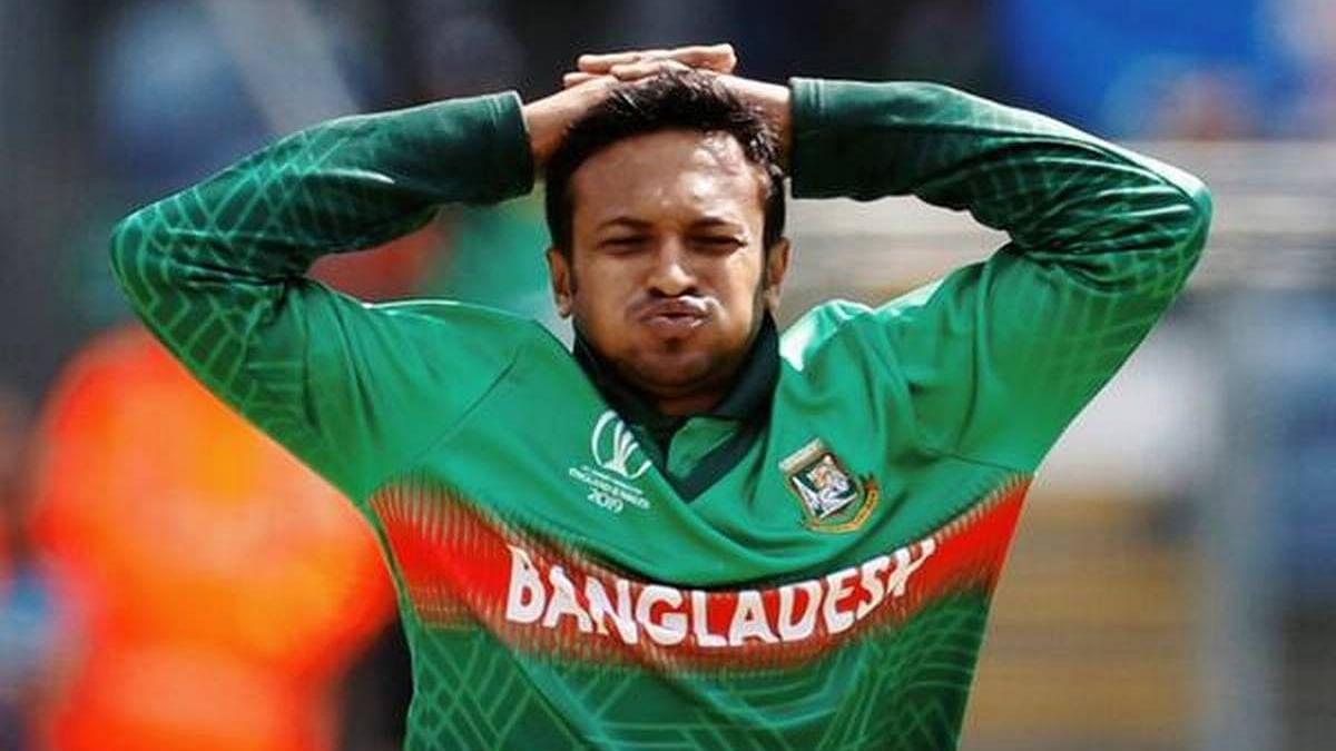 बांग्लादेश के खिलाड़ी शाकिब को बुकी ने किया था फोन, ICC को नहीं दी जानकारी, लगा 2 साल का प्रतिबंध