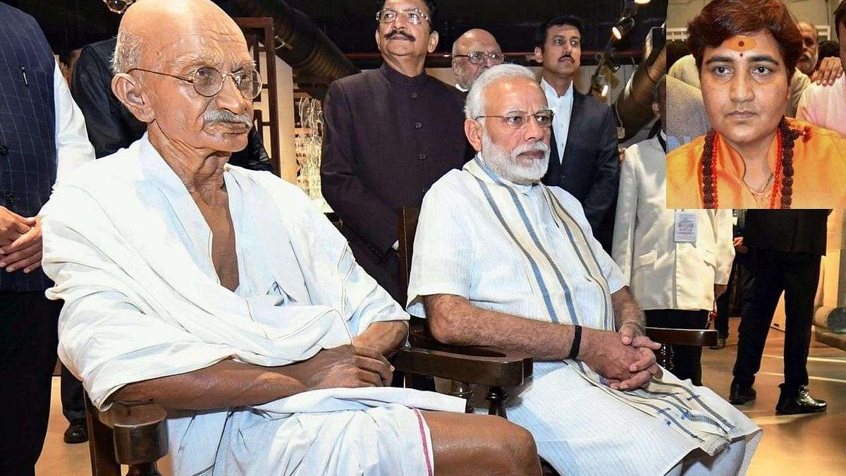 प्रज्ञा ठाकुर के गोडसे को देशभक्त कहने पर राष्ट्रव्यापी गुस्सा, देश ने पीएम मोदी से पूछा - अब कुछ बोलेंगे
