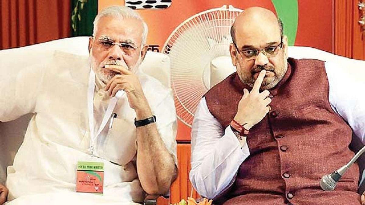 महाराष्ट्र के बाद झारखंड में भी बीजेपी की हालत नाजुक, LJP ने तोड़ा नाता, 50 सीटों पर अकेले लड़ने का किया ऐलान