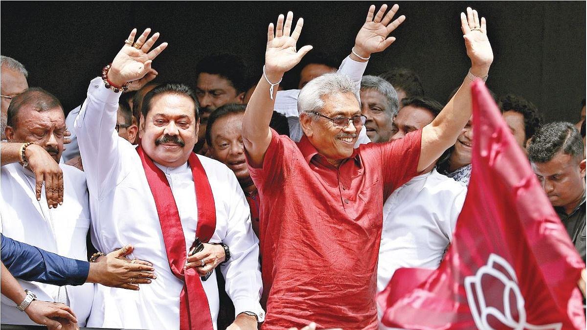 श्रीलंका में चीन समर्थक राजपक्षे परिवार का  बढ़ा दबदबा, नये राजनीतिक बदलाव से भारत के लिए खड़े हुए कई सवाल