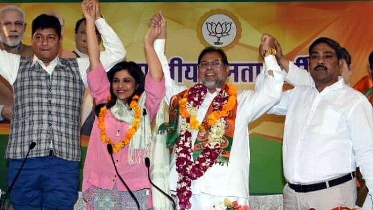 भ्रष्टाचार पर बीजेपी का कैसा वार? पार्टी में शामिल कराकर भ्रष्टाचारियों की कर रहे नैया पार