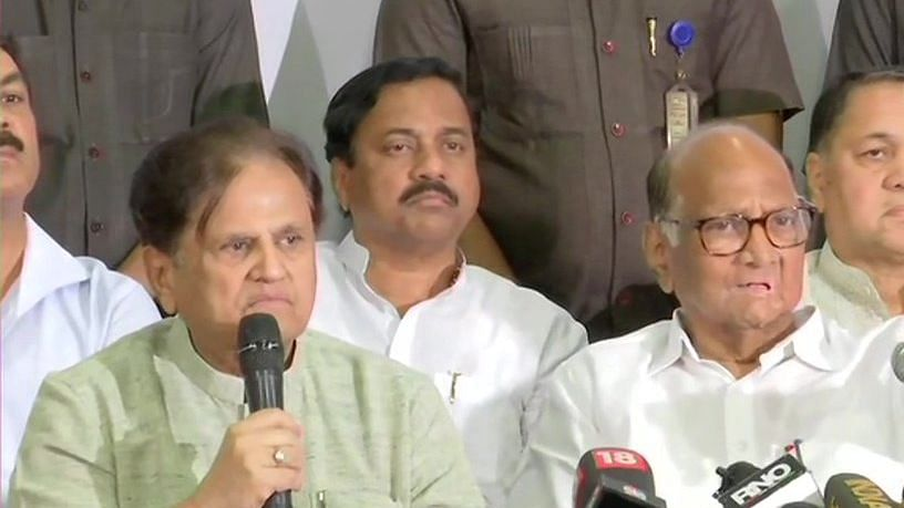 'महाराष्ट्र में सरकार बनाने को लेकर शिवसेना ने कल पहली बार NCP-कांग्रेस से किया संपर्क, चर्चा के बाद  फैसला'