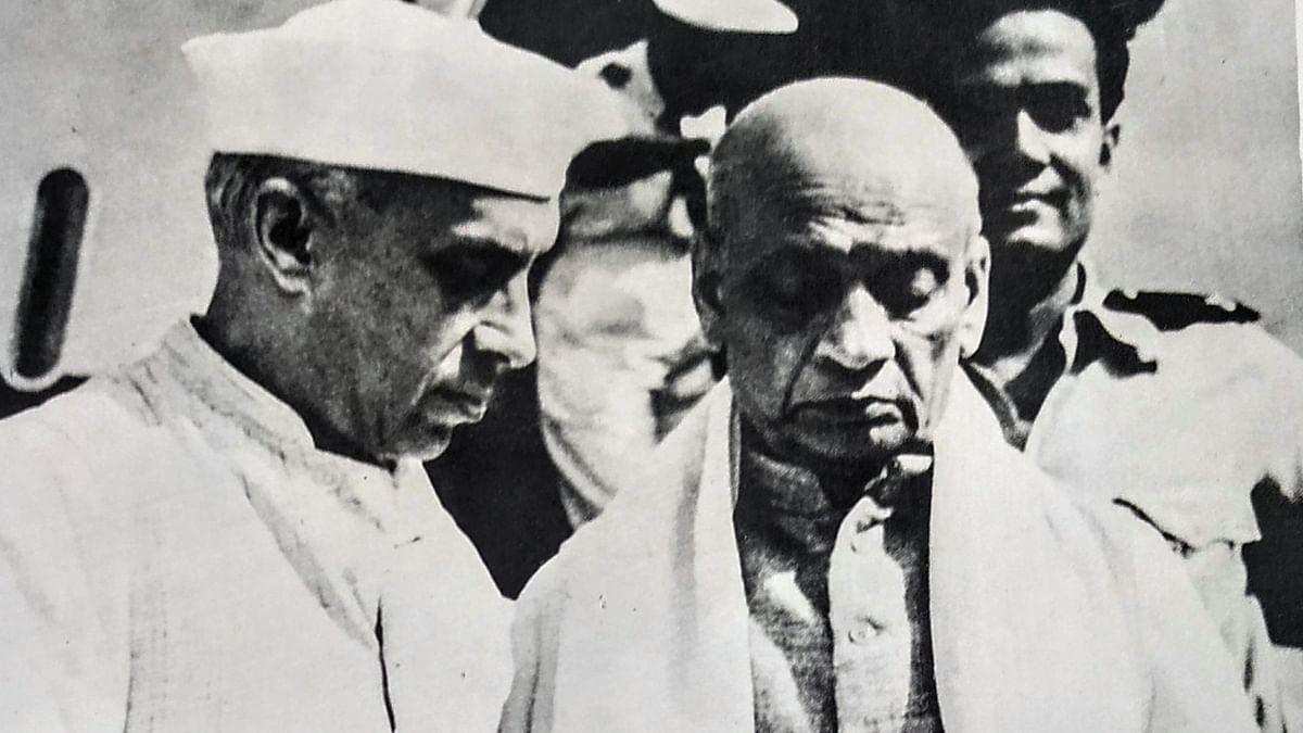 वल्लभ भाई पटेल के विचार: 'पंडित नेहरू ने देश के लिए जो किया, उसे मुझसे बेहतर कौन जानता है'