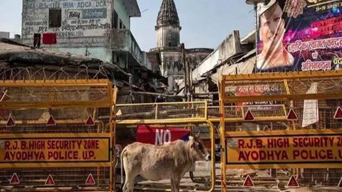 अयोध्या में 5 एकड़ जमीन पर सहमत नहीं मुस्लिम पक्षकार, सुन्नी वक्फ बोर्ड विकल्पों पर करेगा विचार