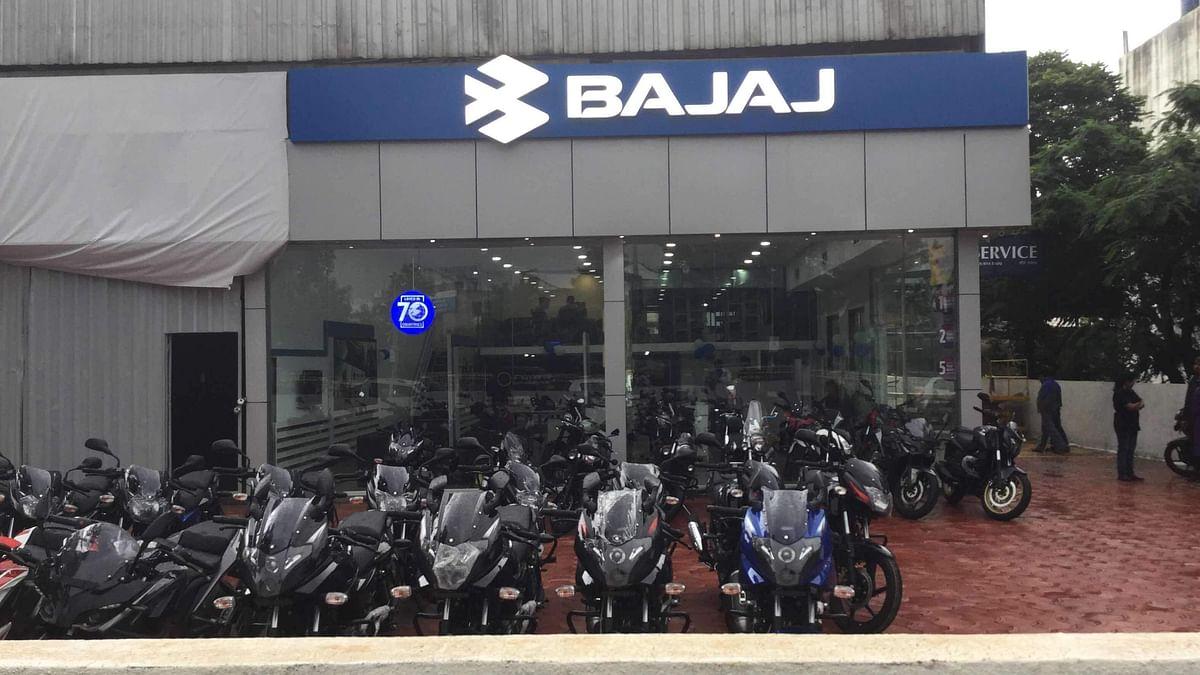 दिवाली पर भी जारी रही ऑटो सेक्टर में  मंदी, त्योहार पर हमेशा बिकने वाले बजाज के बाइक की घट गई बिक्री