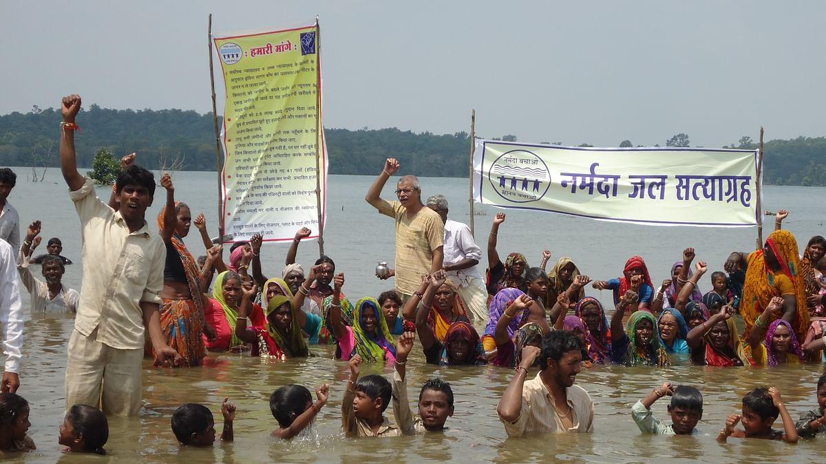 मध्य प्रदेश: खत्म हुआ जल सत्याग्रह, सरकार ने मानी ओंकारेश्वर बांध प्रभावितों की सभी मांगें