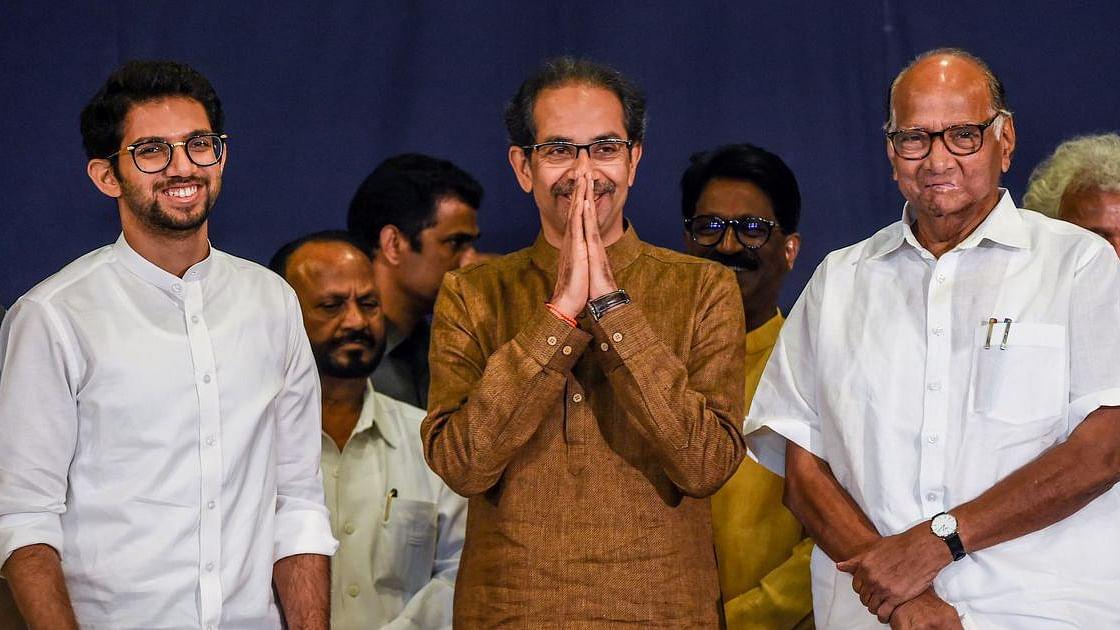 महाराष्ट्र: नई सरकार का शपथ ग्रहण आज, पेशवा के 'शनिवार वाड़ा' की तर्ज पर मंच तैयार, उद्धव लेंगे CM पद की शपथ
