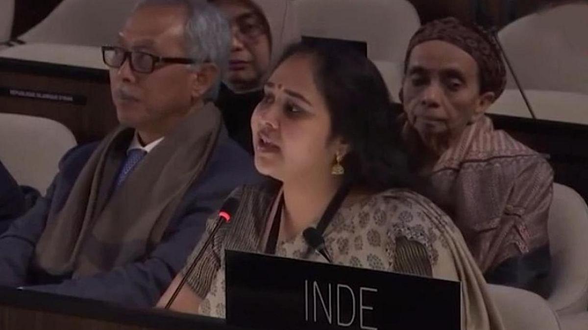 कश्मीर पर भारत का पाक को UNESCO में करारा जवाब, कहा- पाकिस्तान के DNA में आतंकवाद, ये आतंकी को बताते हैं हीरो!