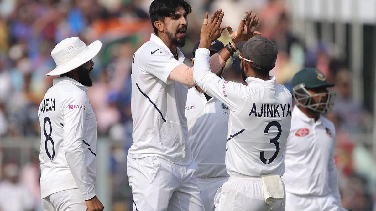 लगातार चौथी बार पारी से जीतने वाली पहली टीम बनी इंडिया और आस्ट्रेलिया ने पाकिस्तान को पारी और 5 रनों से हराया
