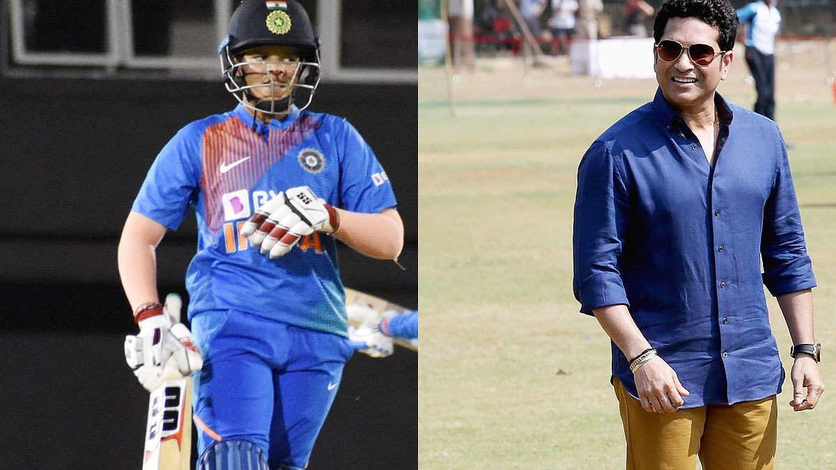 महिला क्रिकेट: अर्धशतक जमाते ही इस भारतीय खिलाड़ी ने बनाया नया कीर्तिमान, तोड़ा सचिन का 30 साल पुराना रिकॉर्ड