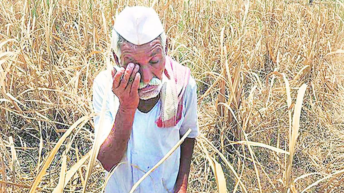 विकट स्थिति में उत्तर प्रदेश के गांव, योगी राज में किसानों का हुआ और भी बुरा हाल
