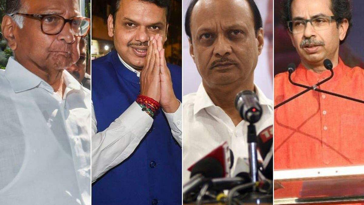 महाराष्ट्र: बीजेपी की 'रातनीति' पर भारी शरद पवार की राजनीति, सुप्रीम कोर्ट में आज फिर सुनवाई