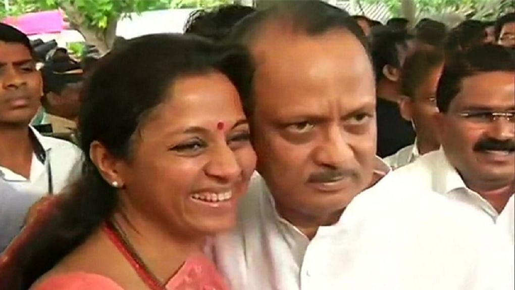 महाराष्ट्र विधानसभा: जब सुप्रिया सुले ने हाथ जोड़कर किया स्वागत तो अजित पवार ने मुस्कुराते हुए लगाया गले