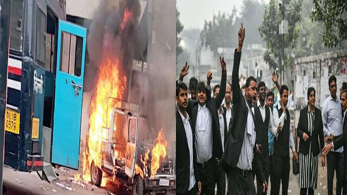 तीस हजारी कोर्ट हिंसा: विशेष पुलिस आयुक्त संजय सिंह के खिलाफ कार्रवाई, उत्तरी दिल्ली से हटाया गया