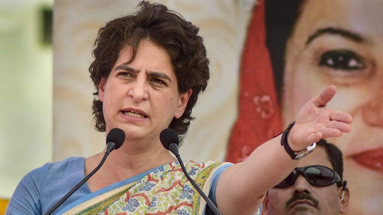 प्रियंका गांधी का कांग्रेस कार्यकर्ताओं को निर्देश, असली मुद्दों पर दें ध्यान, 30 नवंबर को होगी विशाल रैली