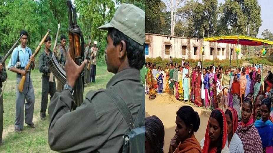 झारखंड विधानसभा चुनाव: मतदान के बीच नक्सलियों ने गुमला में पुल को धमाका कर उड़ाया
