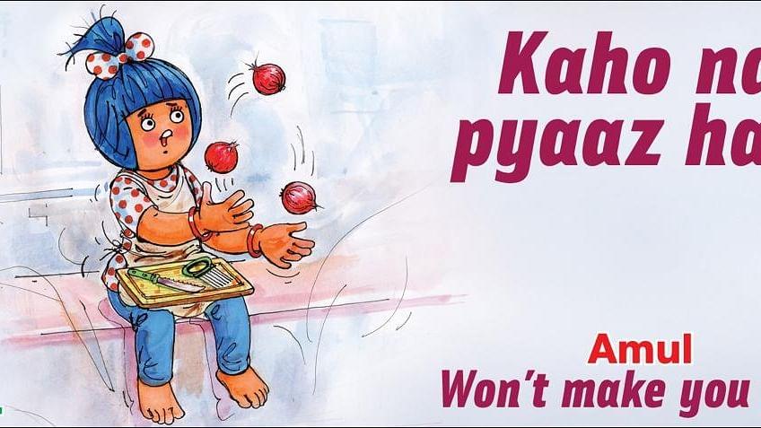 अर्थ जगत की 5 बड़ी खबरें: अमूल के विज्ञापन में प्याज पर कटाक्ष और अब एडीबी ने घटाया भारत का वृद्धि दर अनुमान