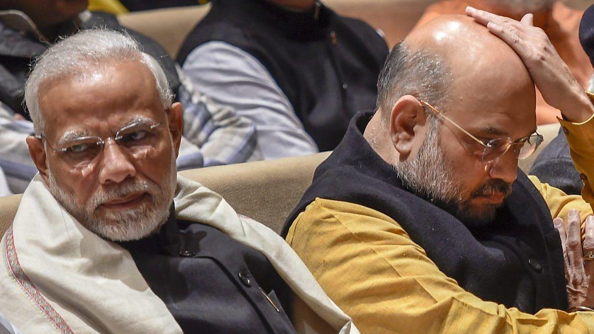 मोदी सरकार को आर्थिक मोर्चे पर फिर लगा झटका, RBI ने घटाया GDP ग्रोथ का अनुमान