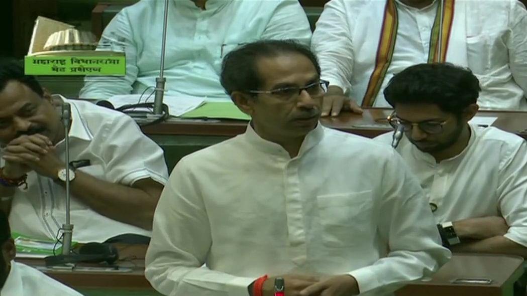 महाराष्ट्र: CM उद्धव का BJP पर पलटवार, कहा- बात पर कायम रहना मेरा हिंदुत्व, मैं भाग्यशाली, विरोधी आए मेरे साथ