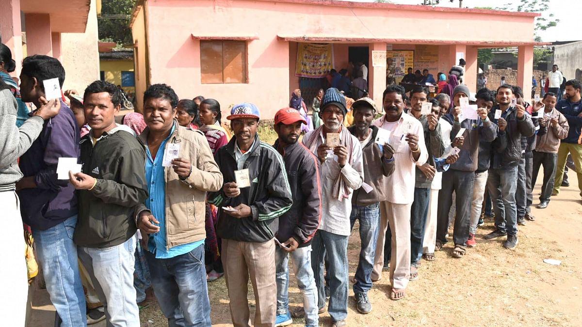 झारखंड में चौथे चरण के मतदान के लिए प्रचार समाप्त, 15 सीटों पर 16 दिसंबर को मतदान