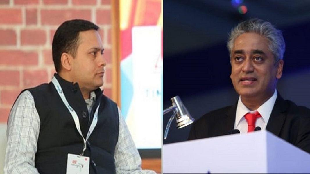 बीजेपी आईटी सेल हेड की शर्मनाक हरकत, पत्रकार राजदीप सरदेसाई के खिलाफ किया विवादित पोल, लोगों ने लगाई क्लास