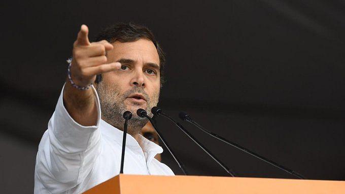 भारत बचाओ रैली: 'मेरा नाम राहुल सावरकर नहीं, राहुल गांधी है, सच बोलने के लिए मरते दम तक नहीं मांगूंगा माफी'