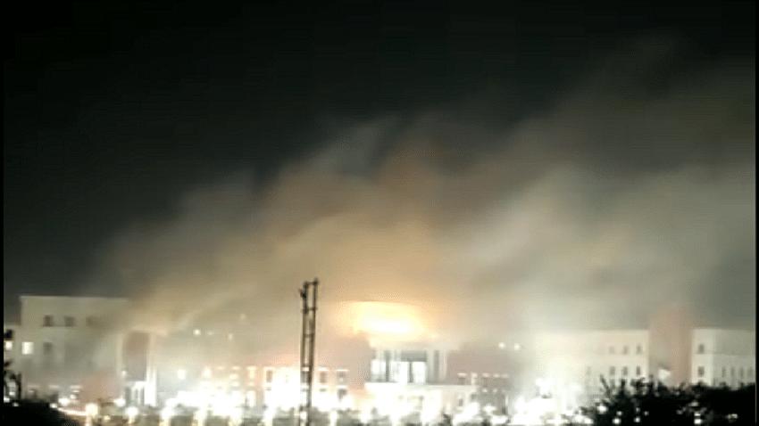 बड़ी खबर LIVE: झारखंड के नये विधानसभा भवन में लगी आग, दमकल की कई गाड़ियां मौके पर पहुंची