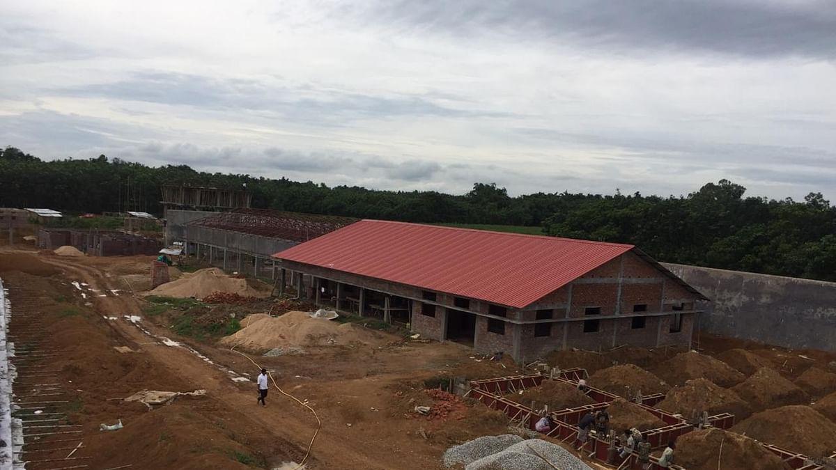 EXCLUSIVE: NRC-CAA पर बवाल के बीच डिटेंशन सेंटर का निर्माण जारी, असम के मुस्लिम इलाकों में बन रहे 'यातना शिविर'
