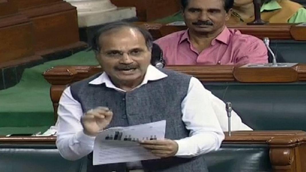 संसद में प्याज की कीमतों पर अधीर रंजन ने पीएम मोदी को घेरा- पीएम भले न खाते हों, पर बिचौलिए जमकर खा रहे हैं