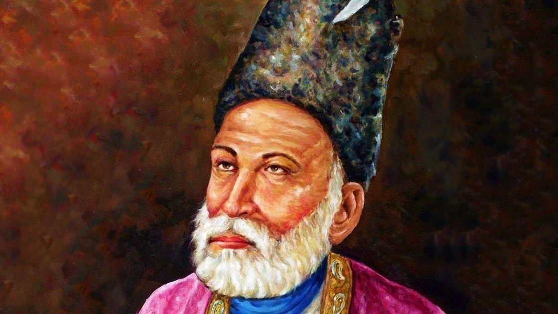 'रगों में दौड़ते फिरने के हम नहीं क़ायल, जब आँख ही से न टपका तो फिर लहू क्या है...' आज  ग़ालिब का जन्मदिन है