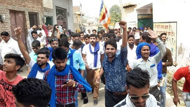 अब चुनाव में ताल ठोकेगी भीम आर्मी, चंद्रशेखर ने किया राजनीतिक दल बनाने का ऐलान