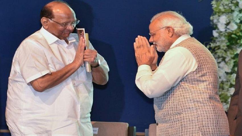 बड़ी खबर LIVE: शरद पवार का बड़ा खुलासा- पीएम मोदी ने केंद्र में मंत्री का दिया था ऑफर, लेकिन मैंने ठुकरा दिया
