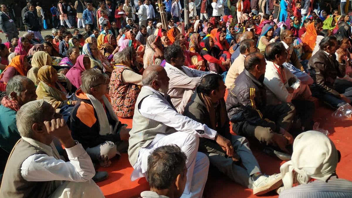 मोदी सरकार के 'लेबर कोड' के विरोध में निर्माण मजदूर, लंबी लड़ाई के बाद हासिल अधिकारों को कुचले जाने की आशंका