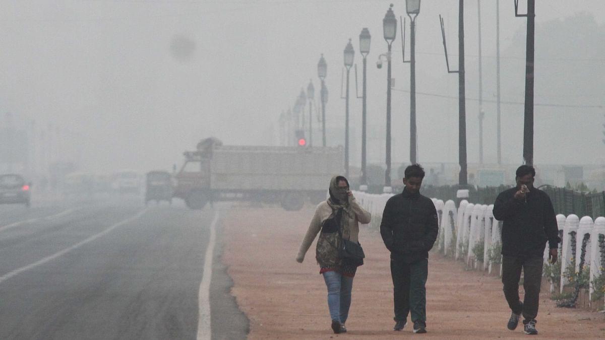 दिल्ली में सर्द हवाओं के थपेड़ों से लोग बेहाल, 1997 के बाद सबसे ज्यादा सर्द है राजधानी,  दिन में भी राहत नहीं