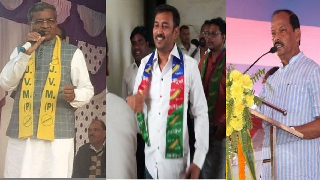 झारखंड चुनावः तीसरे चरण में जेवीएम, आजसू के साथ बीजेपी की भी प्रतिष्ठा दांव पर, तय होगा कई नेताओं का भविष्य