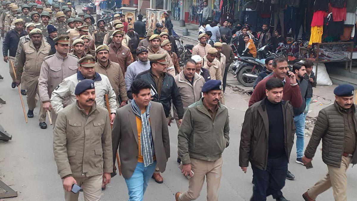 CAA Protest: उत्तर प्रदेश के 21 जिलों में इंटरनेट बंद, दिल्ली में हाई अलर्ट