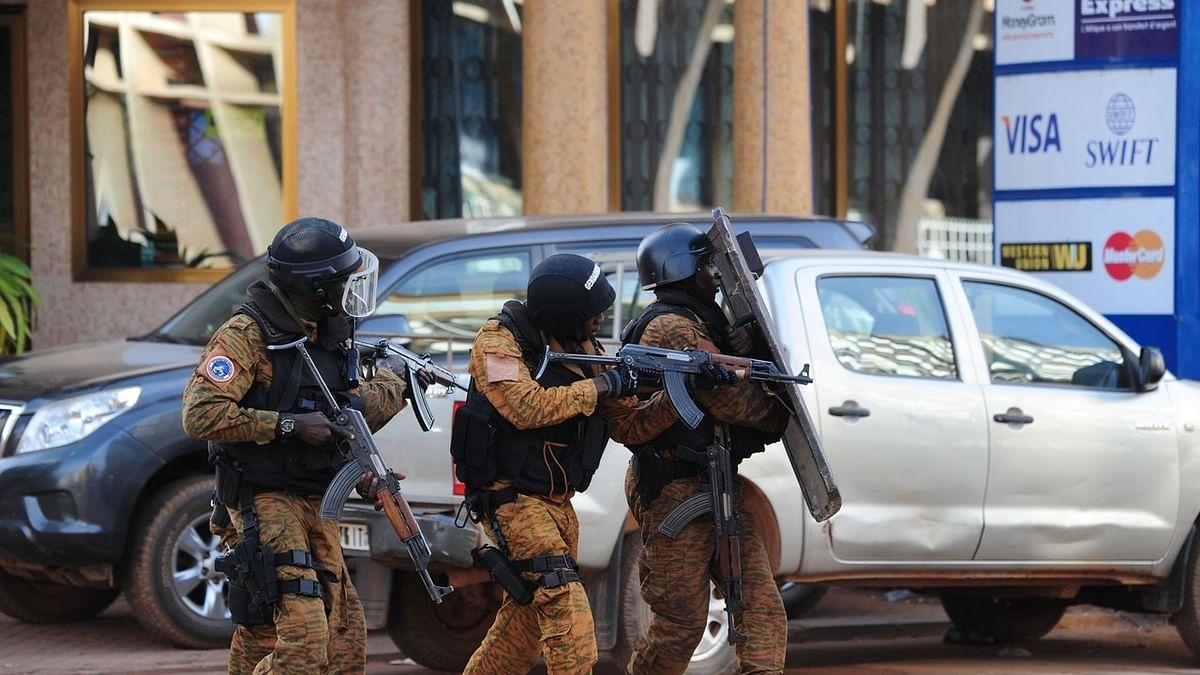 अफ्रीकी देश बुर्किना फासो में आतंकी हमले में 35 लोगों की मौत, सुरक्षा बलों से मुठभेड़ में 80 आतंकी ढेर