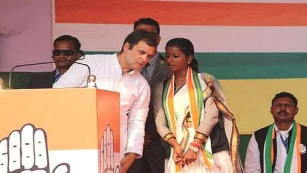 झारखंड: राहुल गांधी के कहने पर इस महिला ने सियासत में रखा कदम, UPSC की तैयारी छोड़ लड़ी चुनाव, बन गई विधायक