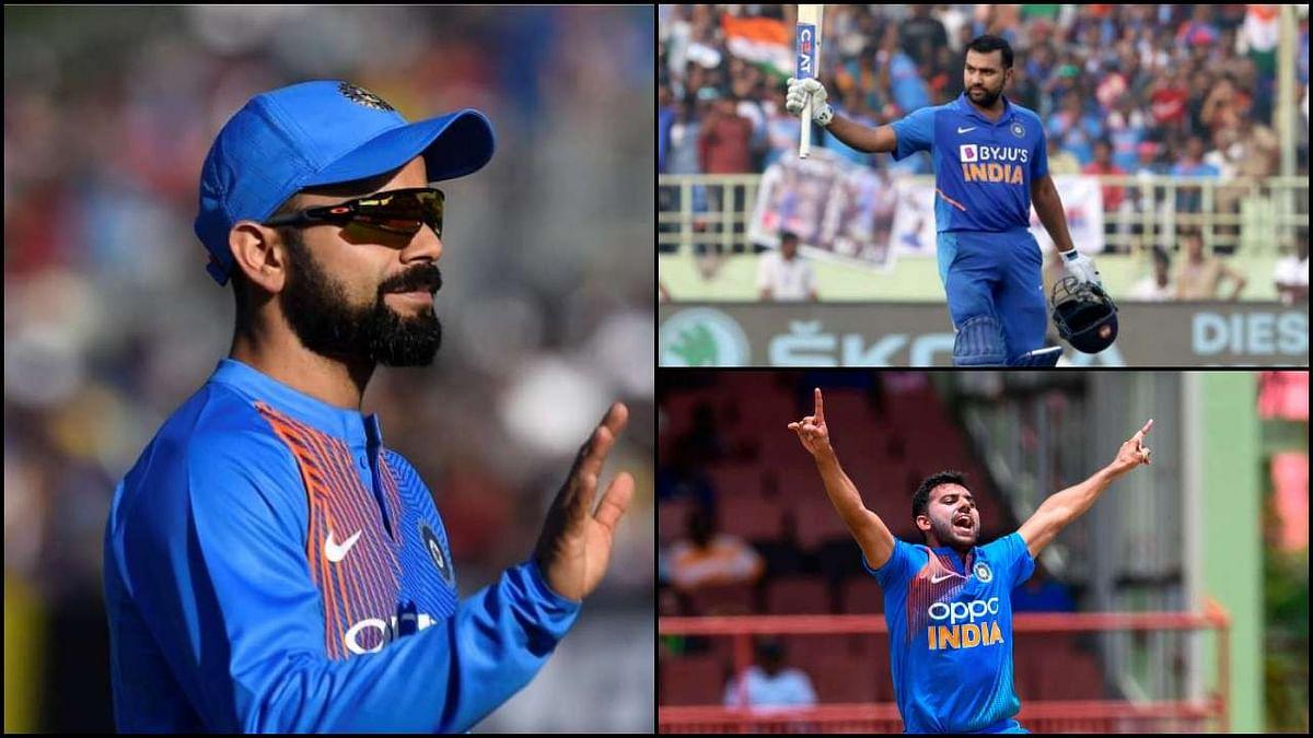 वीडियो: ICC अवॉर्ड में चमके भारतीय खिलाड़ी, रोहित बेस्ट वनडे क्रिकेटर, कोहली को क्रिकेट स्पिरिट पुरस्कार
